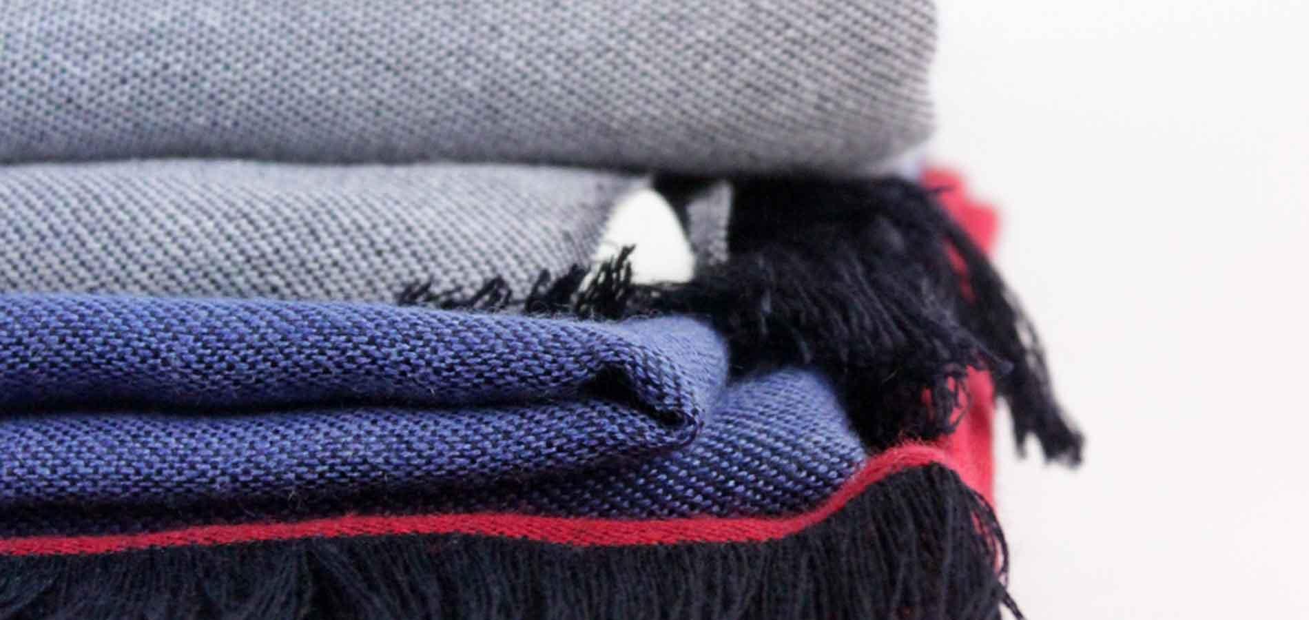 sciarpe cashmere lana alba cravatte